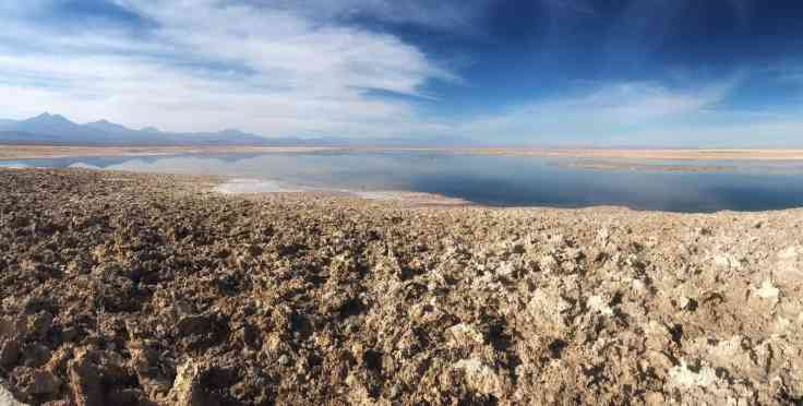 Salt Flats of the Atacama