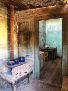 Humberstone cook stove examples of resilience