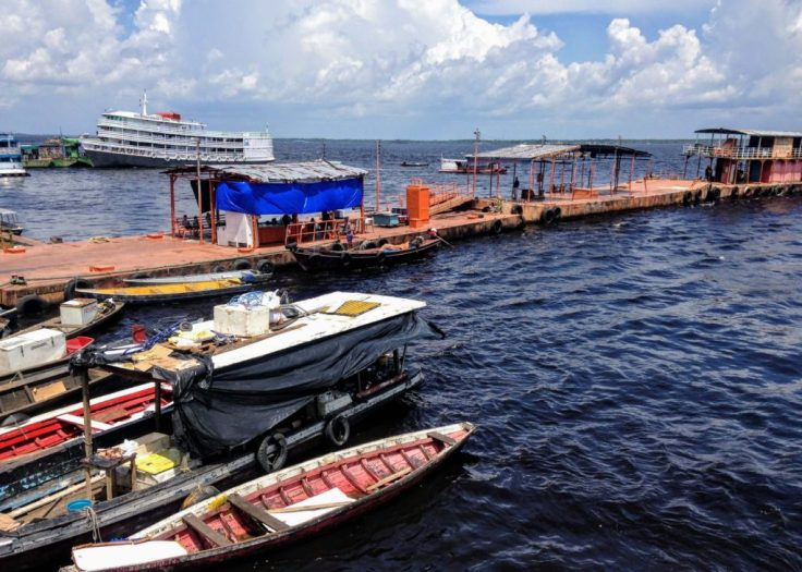 View of Rio Negro from Manaus, Safety travel tips