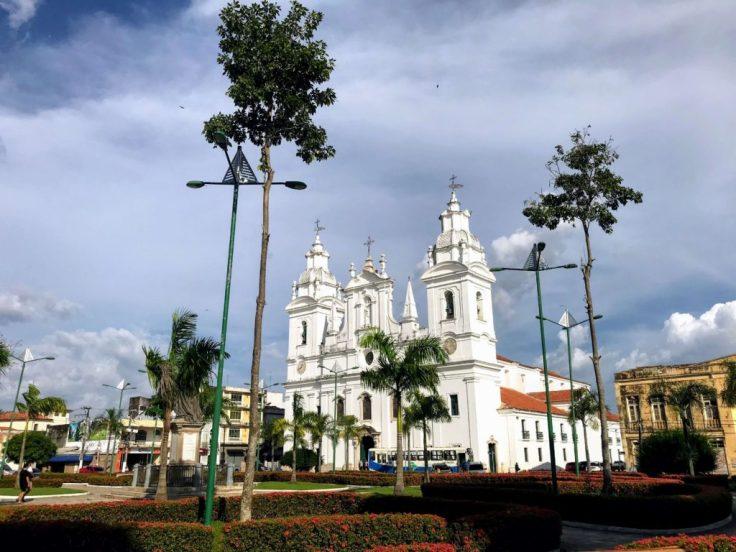 A church in Belem