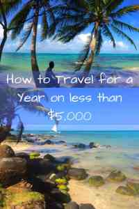 A couple travels Central and South America for less than $5,000 each. Here is how they did it