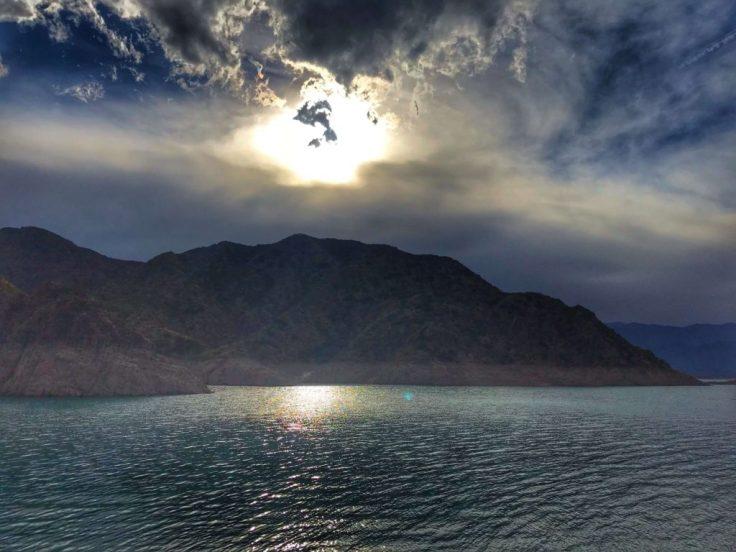 Lake near Mendoza
