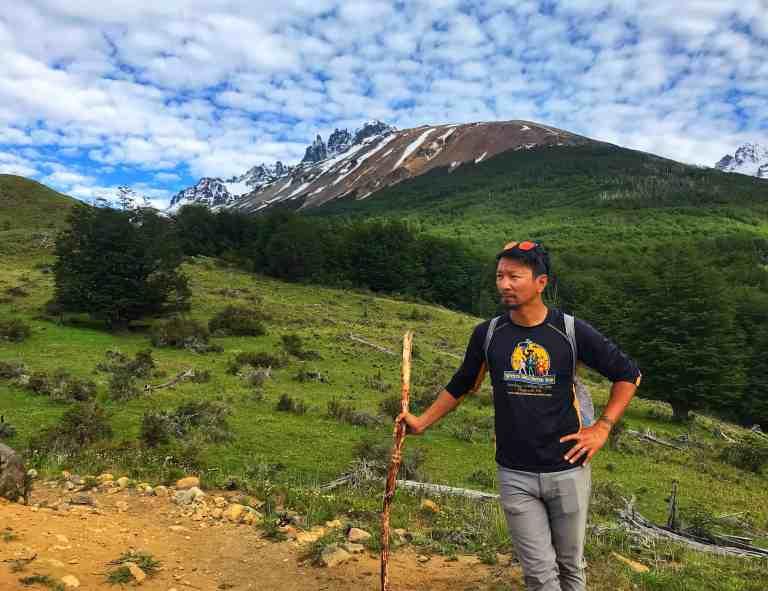 Cerro Castillo Hiking