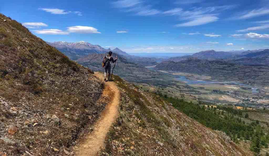 Cerro Castillo Hiking trail