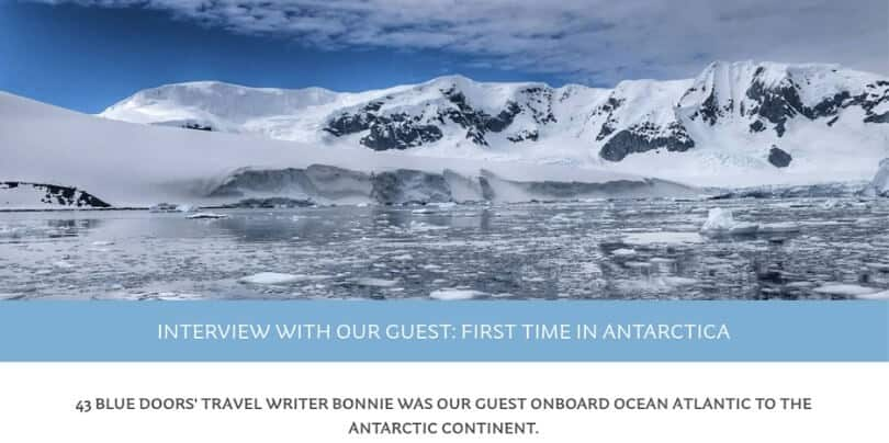 Cover for the Interview with Albatros Expeditions