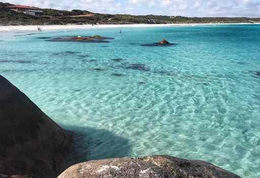 Twilight Cove on The Great Ocean Drive, Esperance, Western Australia