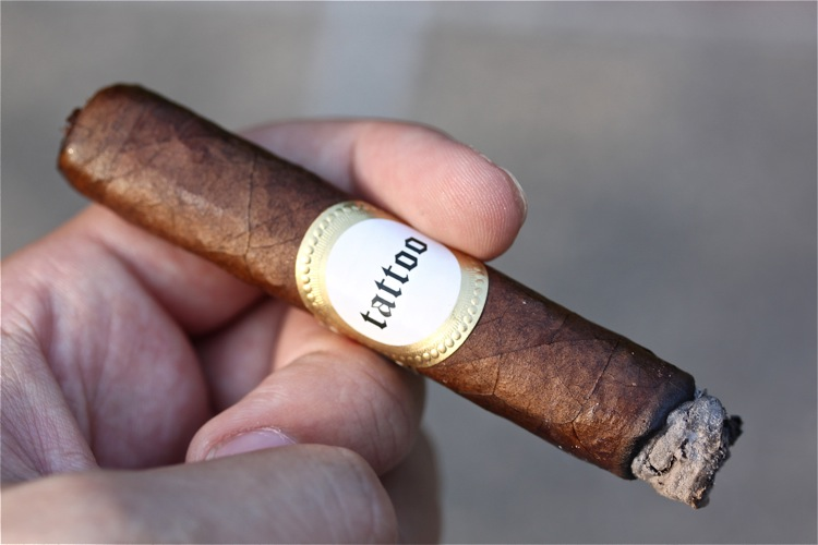 Review Tatuaje Tattoo Thecigarfeed