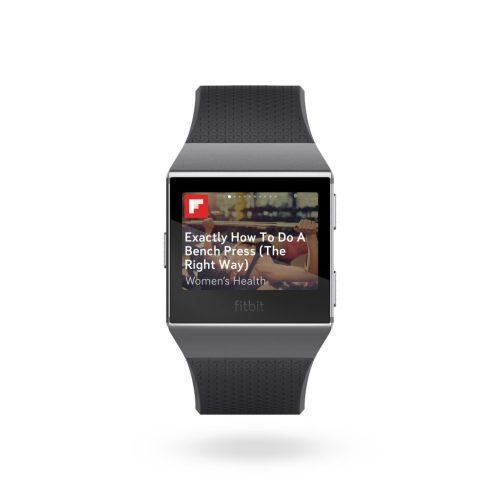 Apps for Fitbit: Flipboard