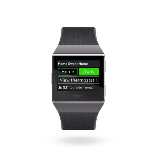 Apps for Fitbit: Nest