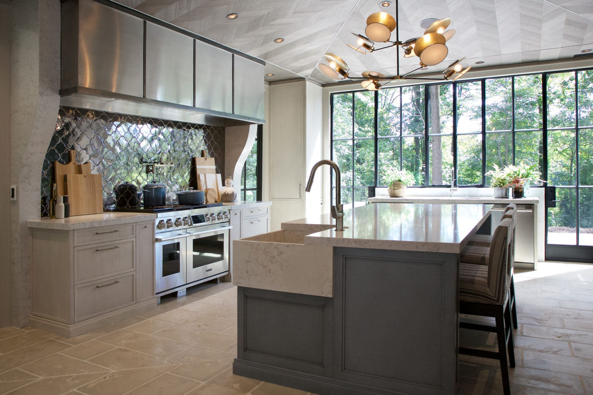 White Quartz Countertops Will Enhance The Appeal Of Your