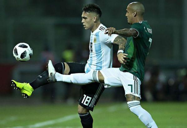 Argentina cierra el año ante México en Mendoza