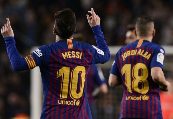 Gol y triunfo ante Celta de Vigo: así cerró Messi el 2018