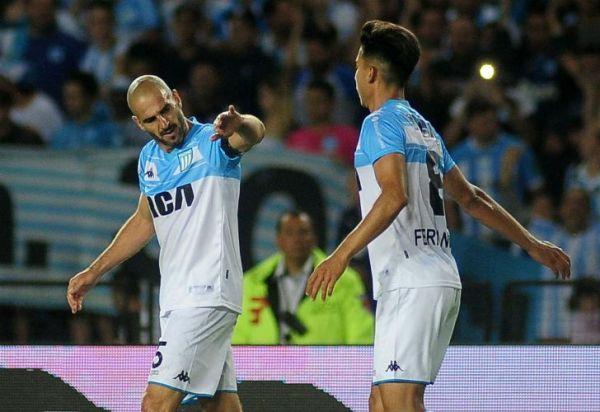 Racing defiende la punta de la Superliga ante Aldosivi