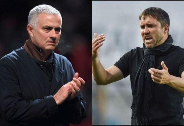 El inesperado elogio de Mourinho para el Chacho Coudet