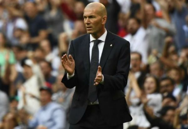 Zinedine Zidane le devolvió la sonrisa al Real Madrid