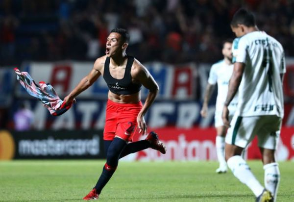 San Lorenzo derrota al Palmeiras con un golazo del juvenil Herrera