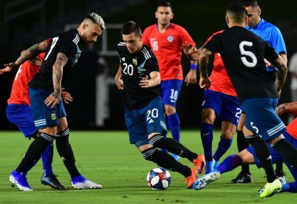Desafectado por lesión: Scaloni pierde a un titular para el amistoso con México