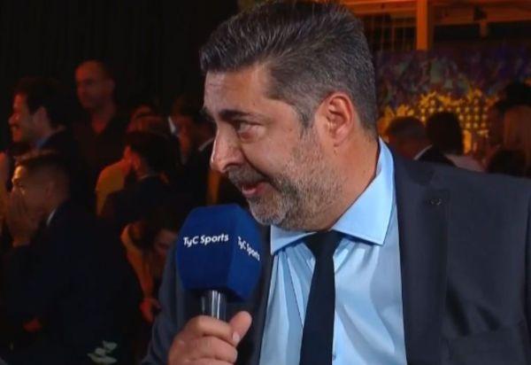 Angelici le hizo un pedido a los hinchas de Boca para la revancha ante River