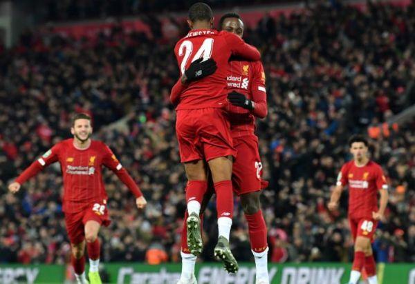 Show de goles: Liverpool eliminó al Arsenal en el partido del año