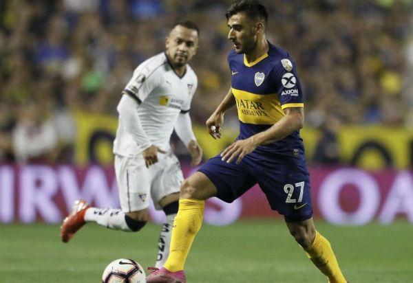 Salvio le respondió a quienes lo critican por sus lesiones en Boca