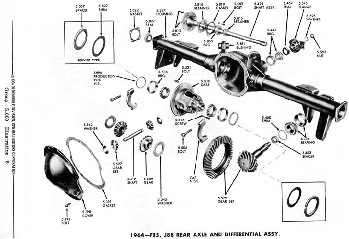 Eaton Rear End Parts. Diagram. Auto Wiring Diagram