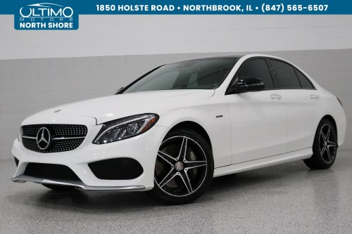 small resolution of pre owned 2016 mercedes benz c class c 450 amg