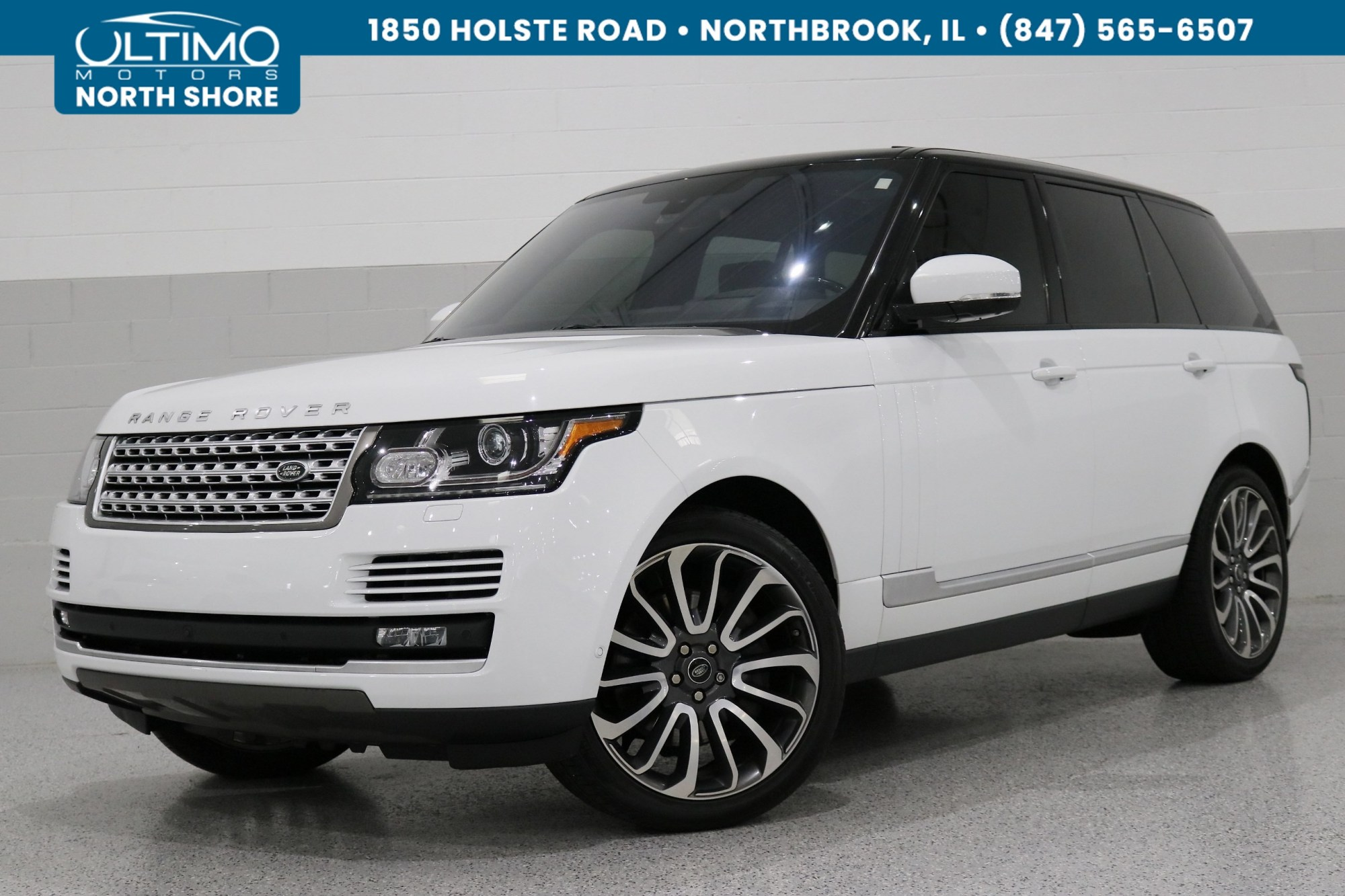 hight resolution of pre owned 2016 land rover range rover 5 0l v8 supercharged