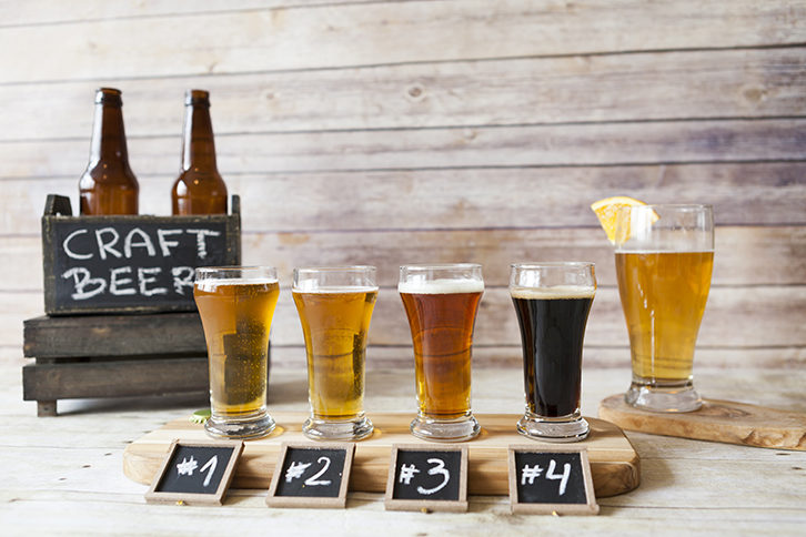 How to Build a Craft Beer Menu that Sells | NCR Silver
