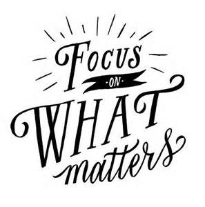 The Six Principles of Leadership: The Power of Focus
