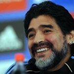 Maradona jugará partido por la paz el 10 de abril en Bogotá