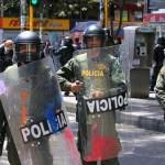 Justicia para la paz y despenalización de la protesta social