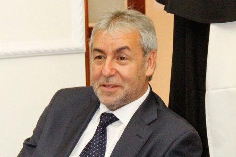 El nuevo ministro de Justicia, Jorge Londoño.