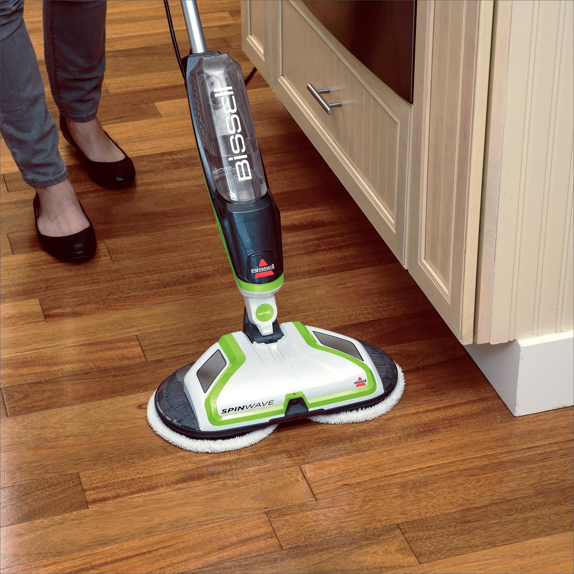 Bissell Spinwave Powered Hard Floor Rotating Mop