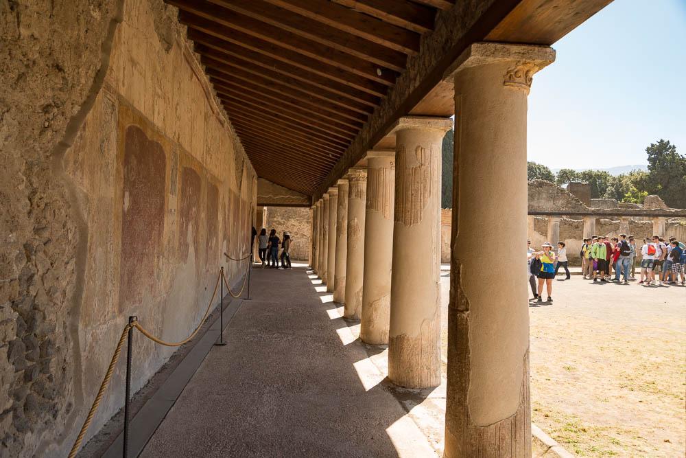 Following the sky Italy Pompeii travel-2