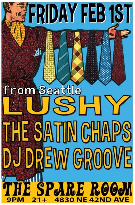 Lushy Feb 1 2013