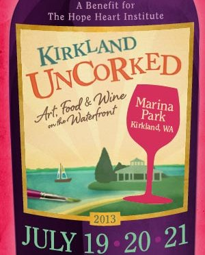 LUSHY AT KIRKLAND UNCORKED – SUNDAY JULY 21, 2:30PM-4PM