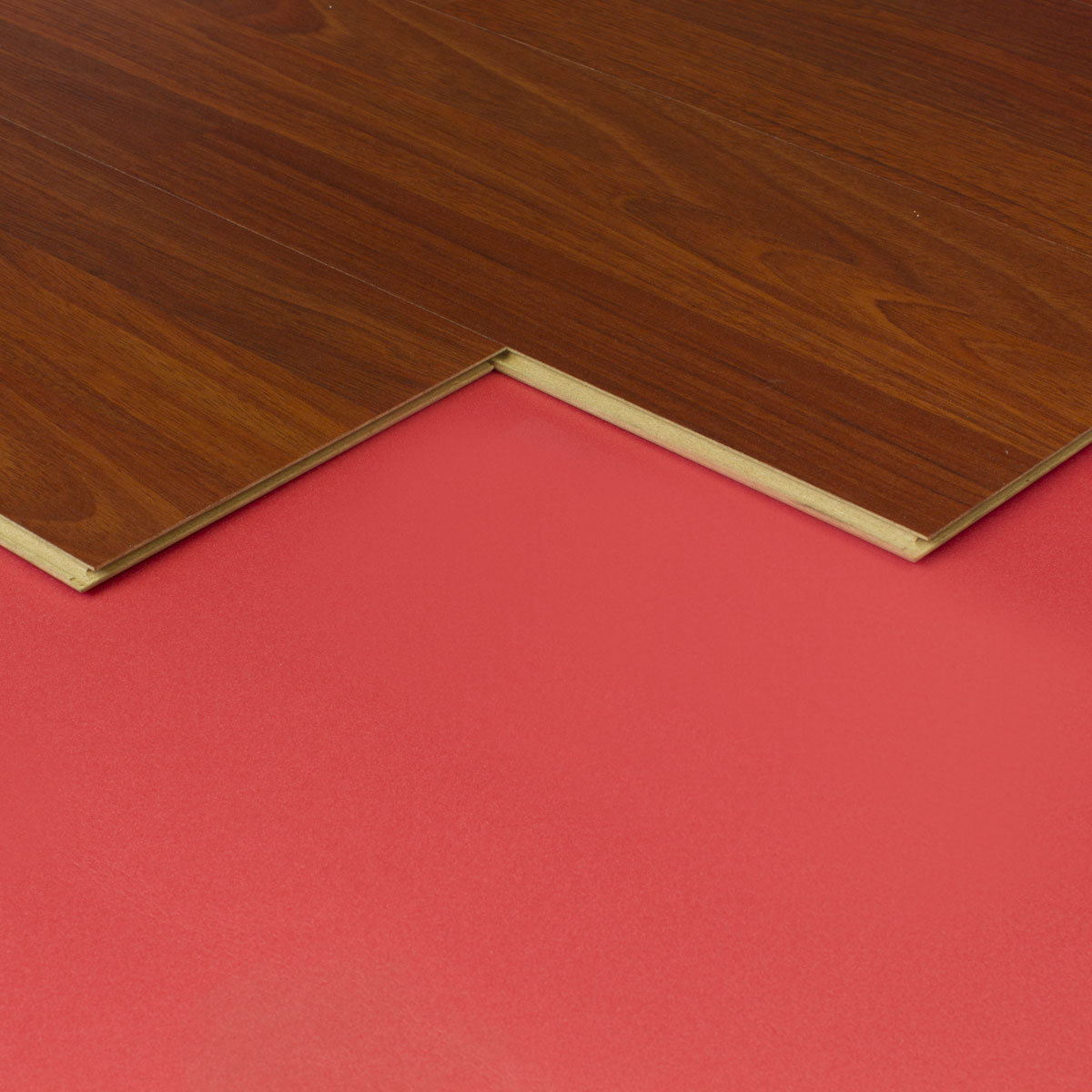 3 in 1 UNDERLAYMENT Laminate Foam 32mm 200 sqft Red  eBay
