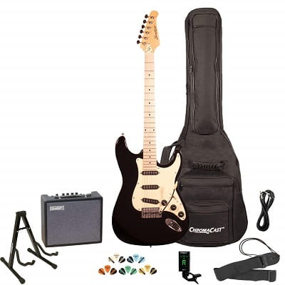 Sawtooth ST-ES-BKVC-KIT-3 Electric Guitar Pack