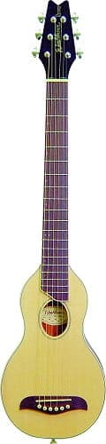 Washburn RO10 Rover Steel String Travel Acoustic Guitar