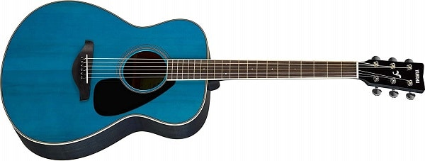 Yamaha FS820 Small Body Solid Top Acoustic Guitar