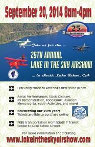 Airshow Flyer
