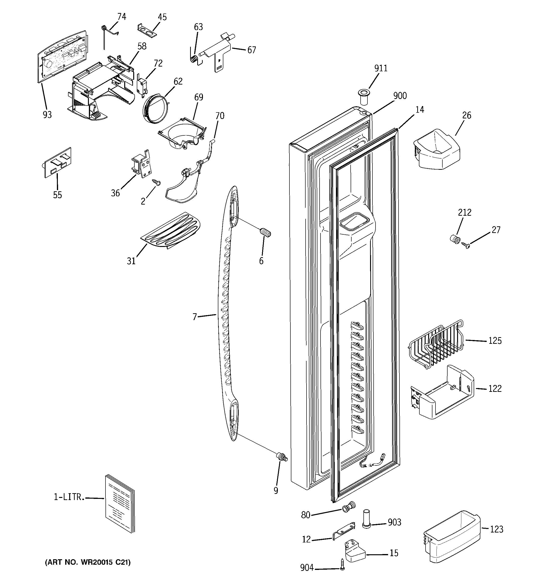 GE Profile water dispenser intemittently won't stop