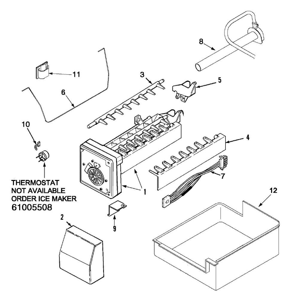 medium resolution of samsung ice maker wiring diagram