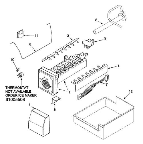 small resolution of samsung ice maker wiring diagram