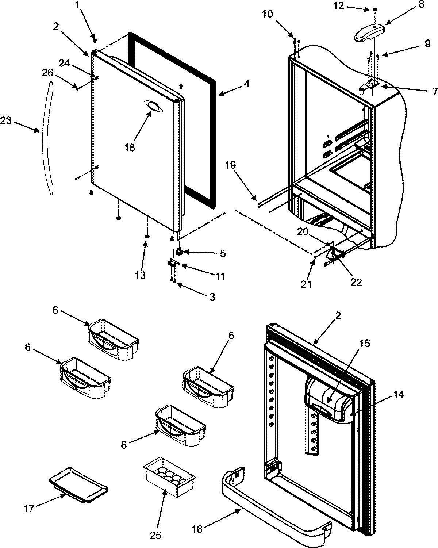 Kenmore Refrigerator Compressor Wiring Diagram, Kenmore