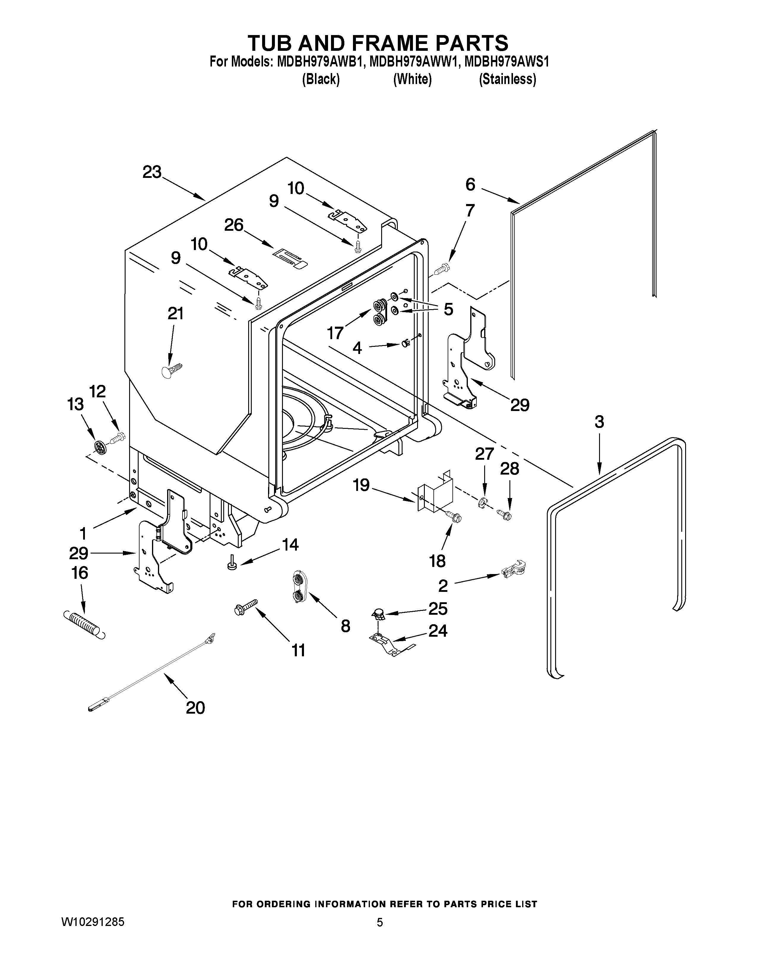 Maytag Compactor Parts Diagram Pioneer Parts Diagram