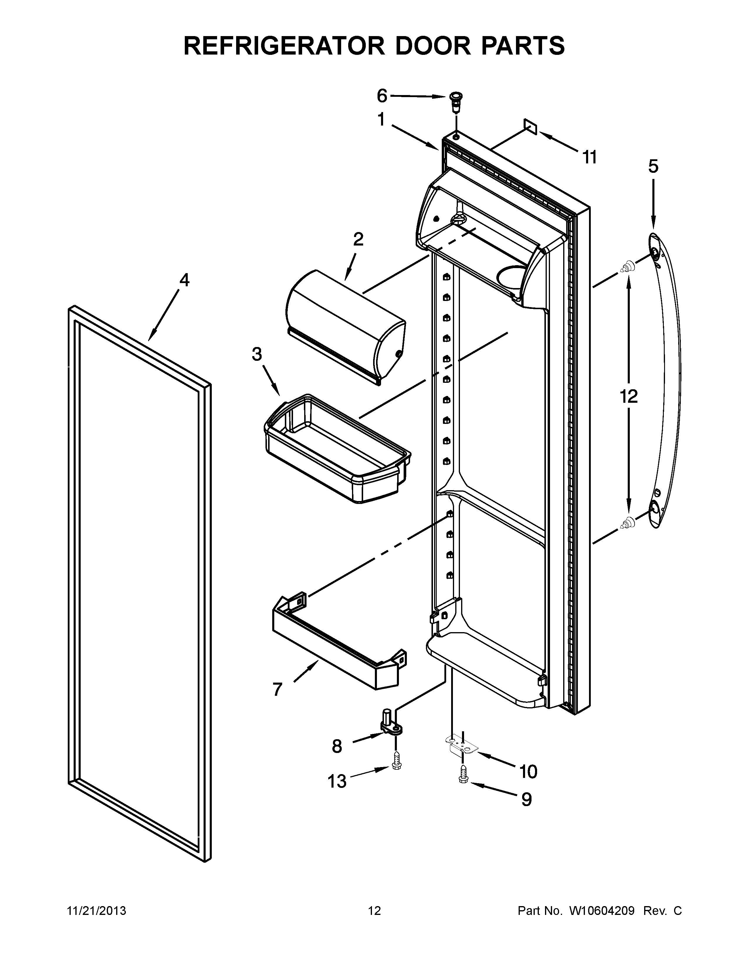 Kenmore Coldspot Ice Maker Diagram, Kenmore, Free Engine