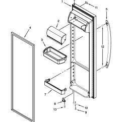 Kenmore 106 Refrigerator Parts Diagram 2005 Pontiac G6 Stereo Wiring Coldspot Ice Maker Free Engine