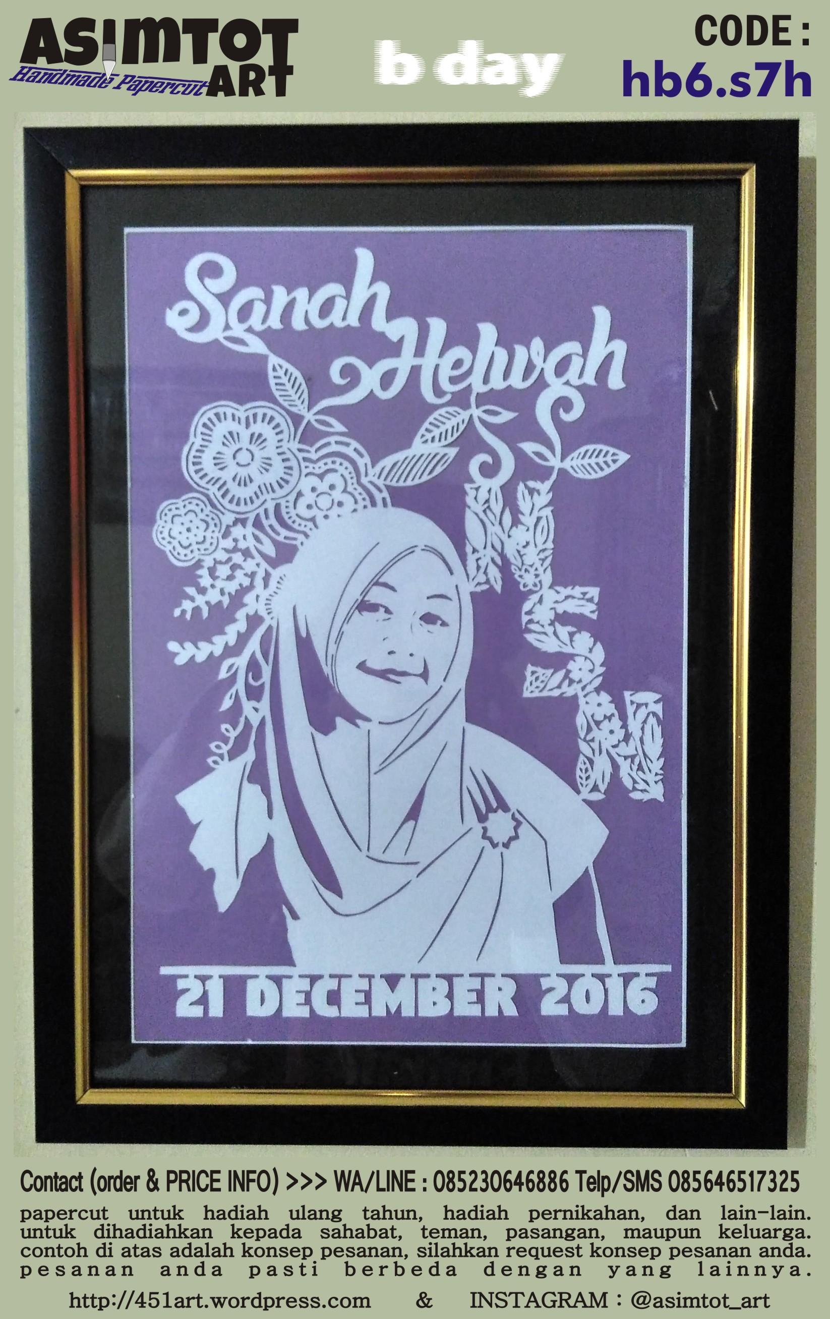 Arti Sanah Helwah : sanah, helwah, Sanah, Helwah, December, 451art, Asimtot