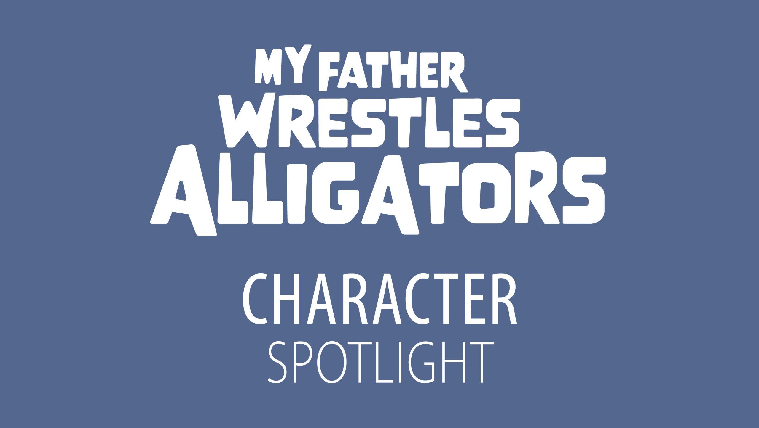 Character Spotlight: WereGram
